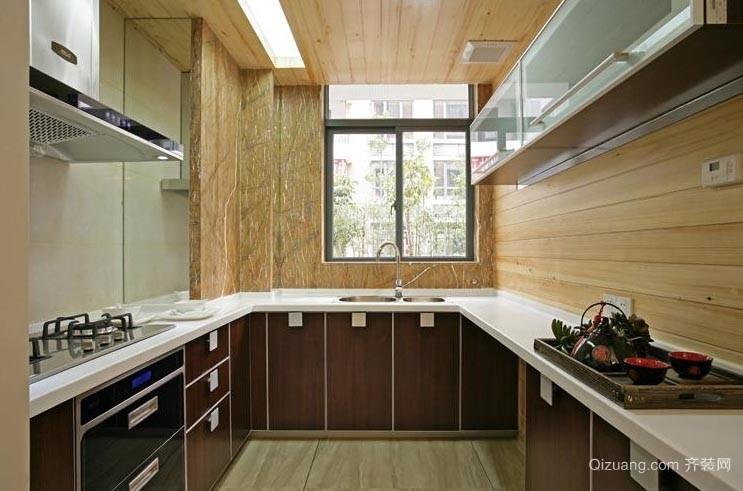 20平米的厨房装修设计效果图