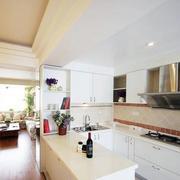 开放式大厨房设计