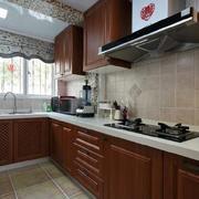 干净整洁厨房设计