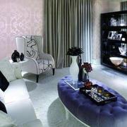 简约公寓客厅装修设计