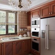 美式厨房窗户设计