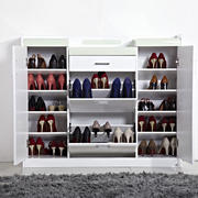 精致鞋柜内部造型