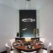 餐厅圆桌设计