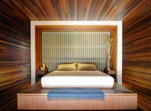 榻榻米床睡觉