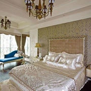 卧室奢华灯饰设计