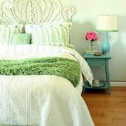 田园气息单身公寓小卧室装修