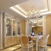 精致奢华餐厅设计