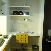 书房电脑台设计