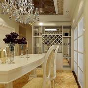 欧式精美餐厅设计