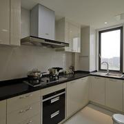 灰色调厨房装修
