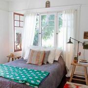 唯美单身公寓小卧室装修