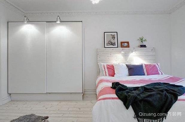 温馨静谧:单身公寓小卧室装修效果图大全