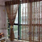 浪漫型窗帘
