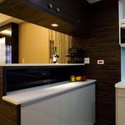 复古欧式家装吧台设计装修
