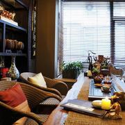 家居书房椅子装饰图