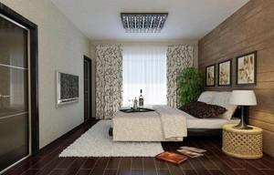 让您心旷神怡的大户型家庭窗帘装修效果图片