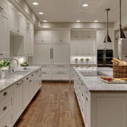 经典欧式厨房装修设计