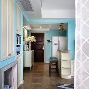 房屋精致墙面设计