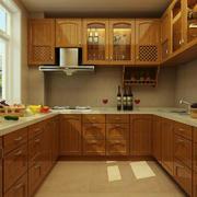 恢宏大气厨房装修设计