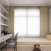 现代创意型小卧室装修