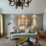 小户型客厅沙发图