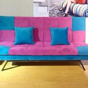 拼色沙发床设计