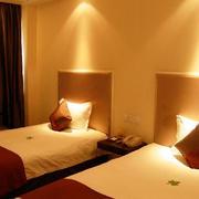 宾馆卧室飘窗设计