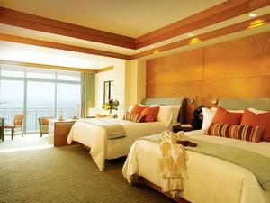 宾馆卧室吊顶设计