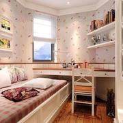 温馨田园小卧室装修
