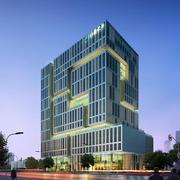 高大型办公楼