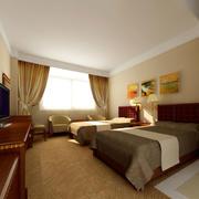 宾馆卧室窗户设计