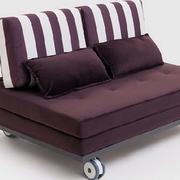 可移动是沙发床设计