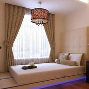 自然风格小卧室装修