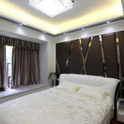 卧室现代化吊顶设计