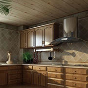 时尚风格欧式厨房