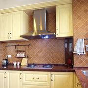 欧式厨房之门窗图