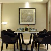一居室家居餐厅设计