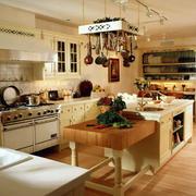 开放型欧式厨房