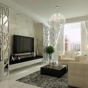 现代风格背景墙欣赏