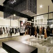 欧美高端外贸女装店