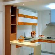 小型厨房吧台装修