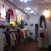 小型服装店