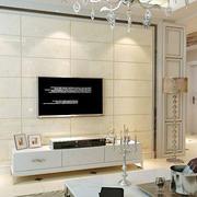 白色欧式背景墙设计