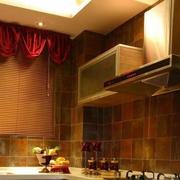 欧式化样板间设计-厨房