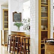 木制创意吧台设计