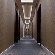 个性时尚宾馆走廊