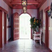 复式楼简欧阁楼门窗设计
