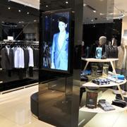 黑白时尚服装店设计