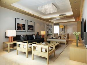 日式风情:30平米超小户型家居精装效果图