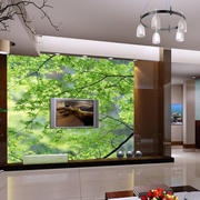 自然唯美别墅客厅设计